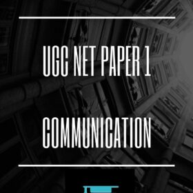 Communication notes for UGC NET Paper 1 eBook