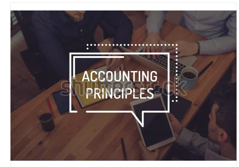 financial Accounting: Accounting concepts & principles