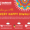 EasyNotes4U Group Wishes you all A Very Happy Diwali